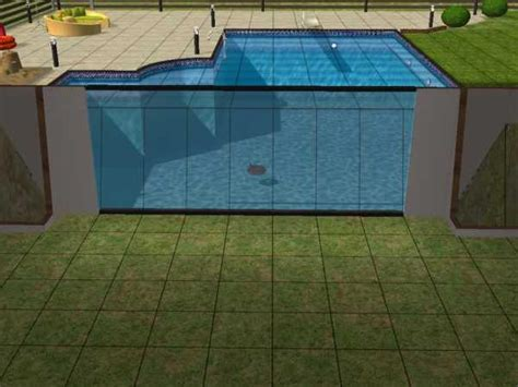 Pool Am Hang by Pool Am Hang Problem Sims 2 Bau Forum Www Simsforum De
