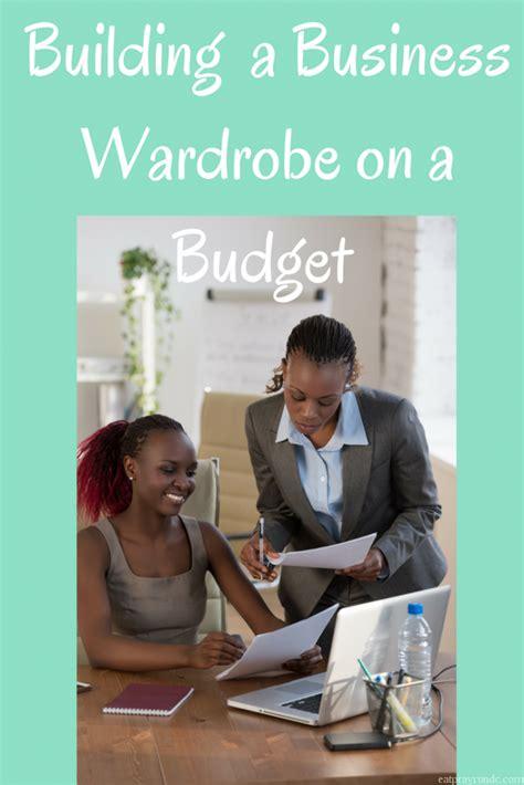 Building A Wardrobe by Building A Business Wardrobe Eat Pray Run Dc