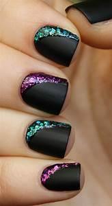 Ongles Pinterest : 41 id es en photos pour vos ongles d cor s ~ Melissatoandfro.com Idées de Décoration