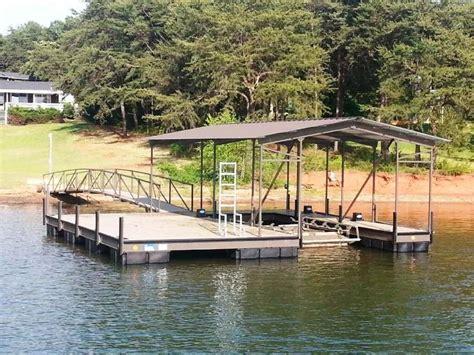 How To Build A Boat Gate by Custom Dock Systems Builds Quality Boat Docks Boat Lifts