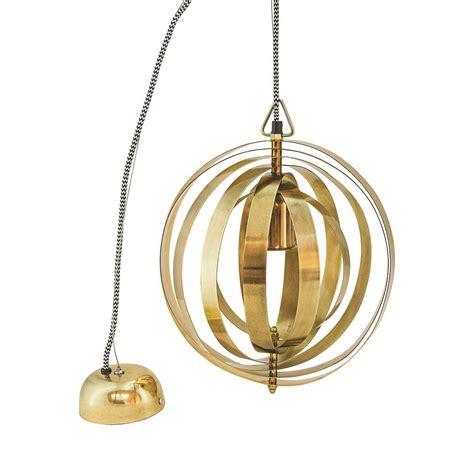 gold pendant light gold globe pendant light audenza