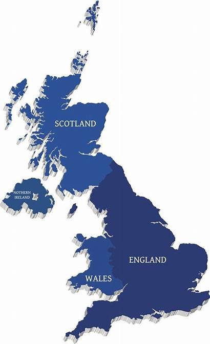 Britain Kingdom United Facts Countries Map England