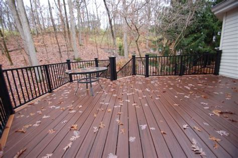 trex transcend decking lava rock photo gallery gallery image 191 california custom decks