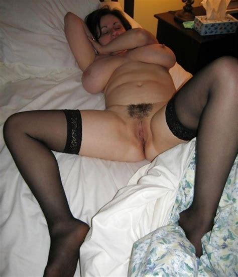 Busty Milf In Bed Porn Pic EPORNER