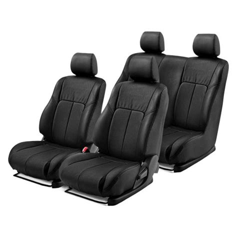 leathercraft 174 chevy silverado 2015 leather seat covers