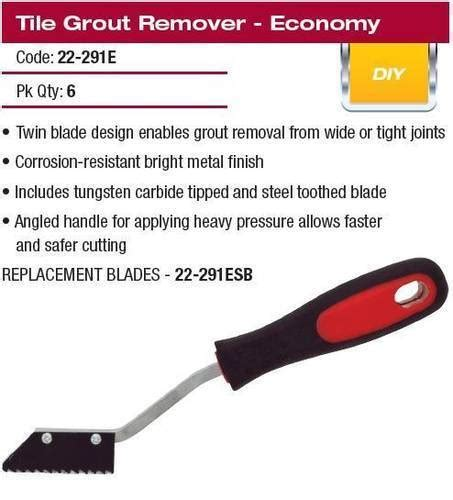 tile grout remover tile grout remover economy 22 291e 9 94 tiling