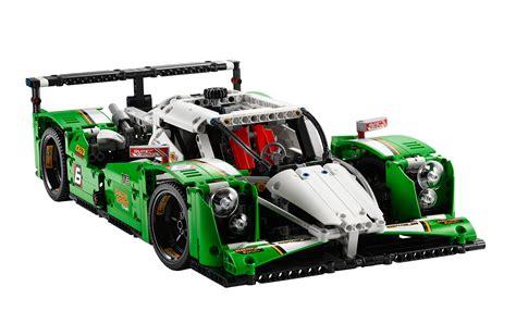 lego technic 24 hours race car toys