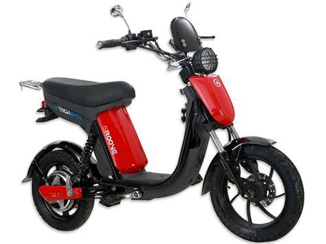 Gigabyke Groove Eco-friendly Electric Moped Scooter E-bike