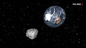Newly Discovered Asteroid to Narrowly Miss Earth on ...