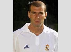 Zinedine Zidane Zizou Web Oficial Real Madrid CF