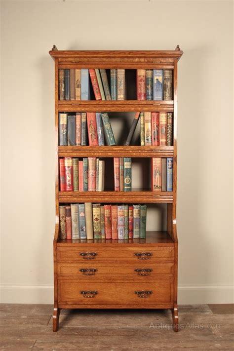 honey kitchen cabinets 19th c small light oak bookcase cabinet antiques atlas 1692
