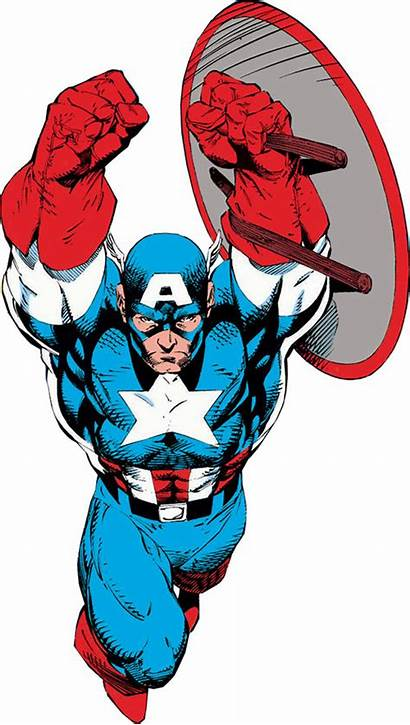 Captain America Marvel Comic Comics Rogers Steve