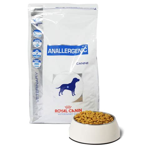 royal canin anallergenic hund royal canin vet diet anallergenic an 18 kaufen bei zooroyal