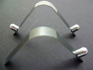 Tent Pole Kayak Paddle Push Button Spring Snap Clip Locking Tube Pin
