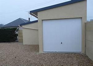 pose garage prefabrique garage pour voiture romorantin With garage prefabrique en kit