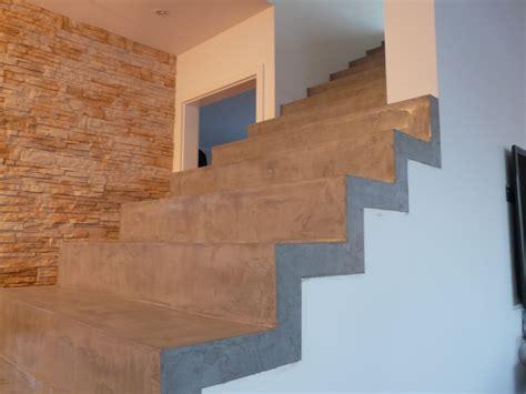 Treppe In Betonoptik by Lifeboxx Gmbh Beton Cire Beton Floor Treppe In