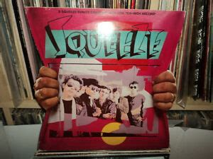 """From wikipedia, the free encyclopedia. SQUEEZE 6 SQUEEZE SONGS CRAMMED INTO ONE 10"""" RECORD LP DIECUT 1979 PUNK EX 