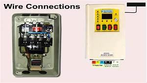 Mobile Kisan Pump Starter  Mobile Pump Starter 9424839140