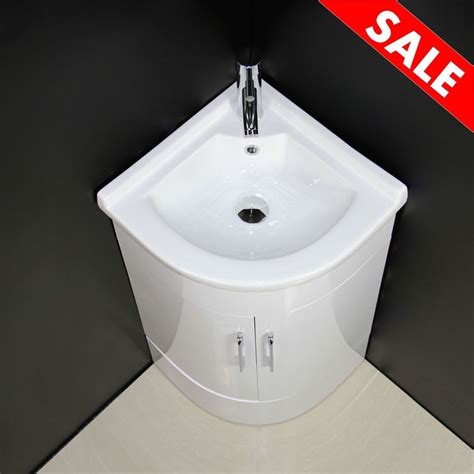 Toilets And Basins For Small Bathrooms by Vanity Unit Cabinet Bathroom Corner Basin Sink Cloakroom