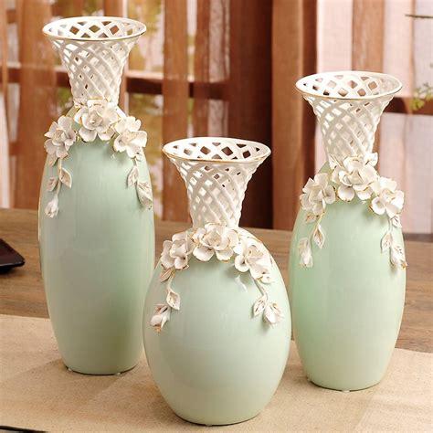 Dried Flower Arrangements In Vases by Room Decoration Simple Modern Vase Dried Flower