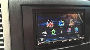 Mercedes Sprinter Van 2015 Kenwood Dnn9150dab Car Audio Centre Install