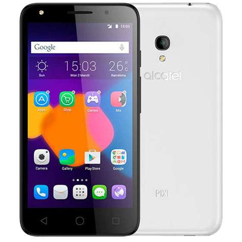 alcatel pixi 4 5 specifications price features review