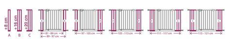 renover ma cuisine barrière de sécurité enfant moka avec extensions 104 121cm