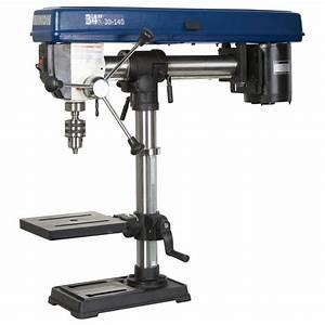 Rikon 34 inch Bench Radial Arm Drill Press Rikon Tools