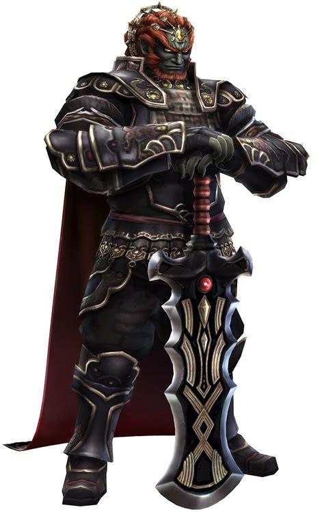 ganondorf twilight armor characters art hyrule