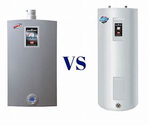 Which Is Better  A Tankless Or With