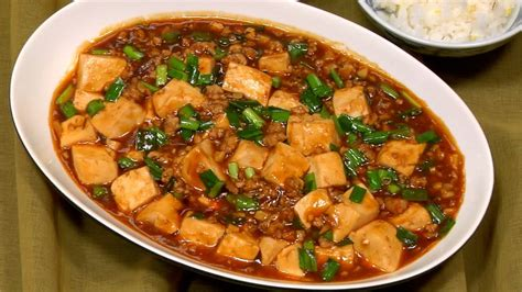 cuisine tofu mapo tofu recipe cooking with