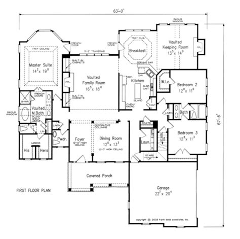 hennefield home plans and house plans by frank betz associates