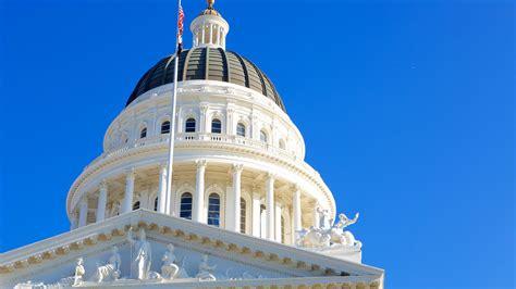 california state capitol in sacramento california