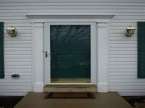 exterior door molding kit how to repairs how to choose exterior door trim kits