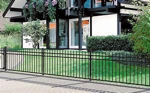 Zaunelemente Aus Metall : gartenzaun modern metall ~ Sanjose-hotels-ca.com Haus und Dekorationen