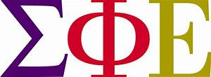 sigma phi epsilon google search fraternity letters With phi sigma sigma letters
