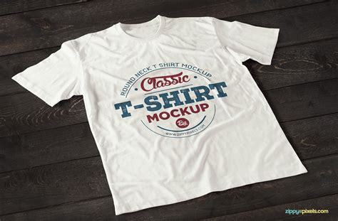 Amazing Free T Shirt Mockup Psd Zippypixels