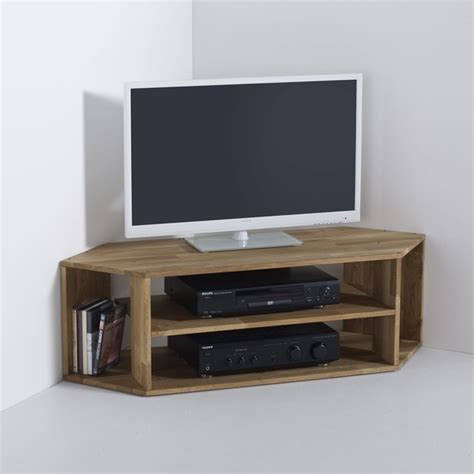 meuble tele d angle design meuble tv d angle ch 234 ne massif edgar la redoute interieurs la redoute