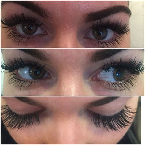 Eye Lash more of lashes russisn lash extensions with bottom