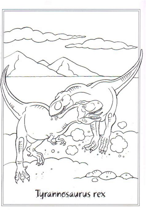 dinosaur color pages pinterest coloring dinosaurs