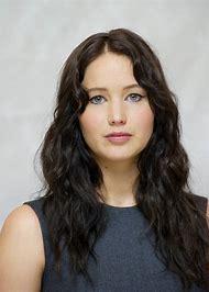 Jennifer Lawrence Brown Hair