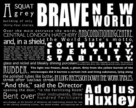 Creative Essay On Brave New World by Thesis Statement For Brave New World Writing Service