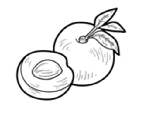 Dibujos de Frutas para Colorear Dibujos net