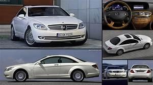 Mercedes Cl 600 : mercedes benz cl 600 2007 pictures information specs ~ Medecine-chirurgie-esthetiques.com Avis de Voitures