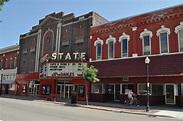 State Theater in Downtown Alpena Michigan | The Michigan ...
