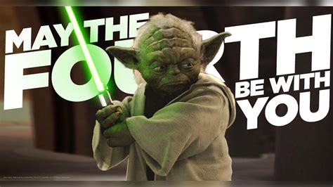 'MAY THE FOURTH BE WITH YOU!' - Star Wars Trivia You ...