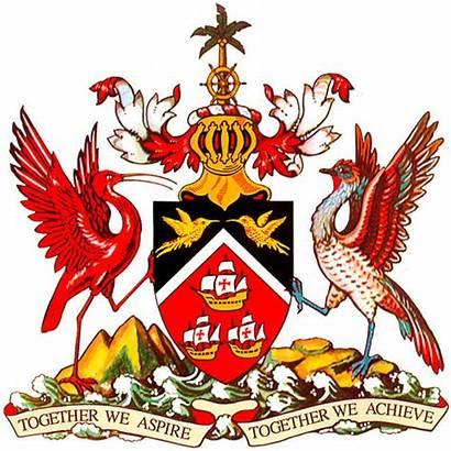 Tobago Trinidad Arms Coat Clip Illustrations Similar