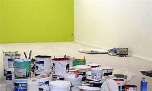 Peindre Sur Du Métal Déjà Peint : travaux de peinture comment peindre ~ Farleysfitness.com Idées de Décoration