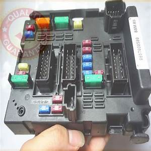 9650663980 Fuse Box Module General System Relay Controller