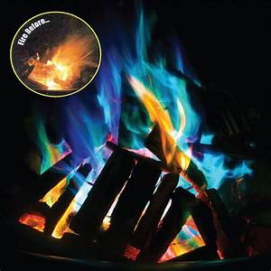 Mystical Fire Magic Dust